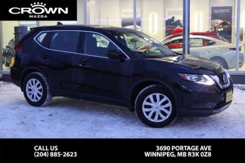 Pre-Owned 2017 Nissan Rogue S **Local Vehicle**