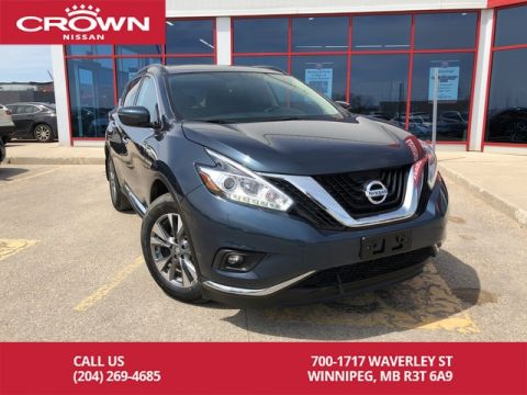 Pre-Owned 2015 Nissan Murano SV AWD *One Owner/Trade In*