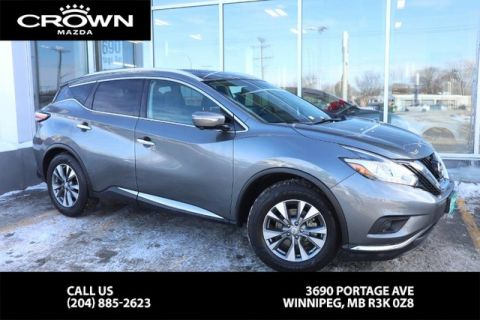 Pre-Owned 2015 Nissan Murano SL **One Owner/Locally Owned**