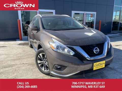Pre-Owned 2017 Nissan Murano SL AWD *Leather/Navigation/Remote Start*