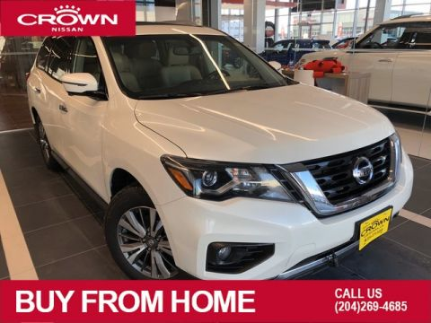 Pre-Owned 2018 Nissan Pathfinder SL 4WD *NAVIGATION/REMOTE STARTER/HEATED STEERING*