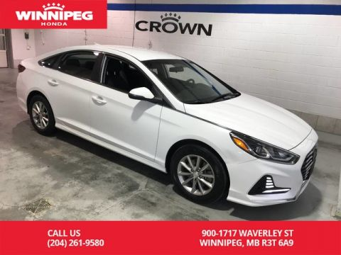 Pre-Owned 2018 Hyundai Sonata SE 2.4L SULEV/Bluetooth.Heated seats/rear view camera