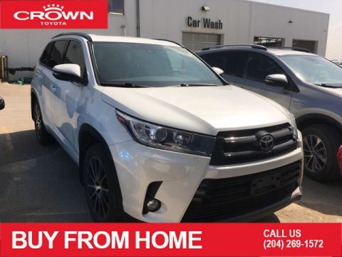 Pre-Owned 2017 Toyota Highlander Crown Original | XLE