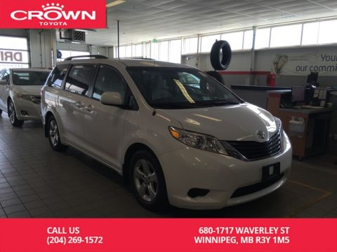 Pre-Owned 2014 Toyota Sienna 5dr LE 8-Pass FWD