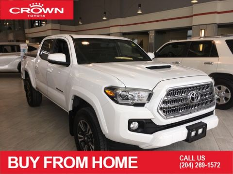 Certified Pre-Owned 2016 Toyota Tacoma Crown Original | Double Cab | TRD Sport