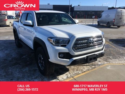 Pre-Owned 2017 Toyota Tacoma Crown Original | TRD Off Road | Lease Return | Bluetooth | Navi | Backup Cam