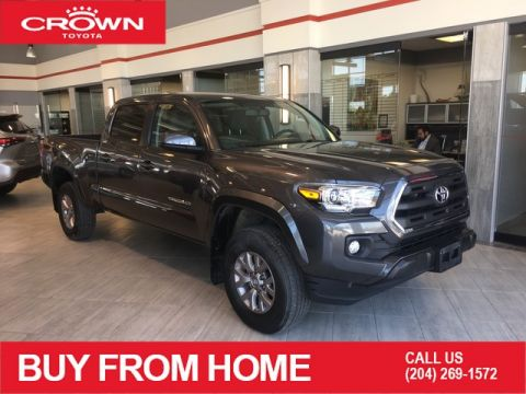 Certified Pre-Owned 2017 Toyota Tacoma Crown Original | Local Trade | One Owner | SR5
