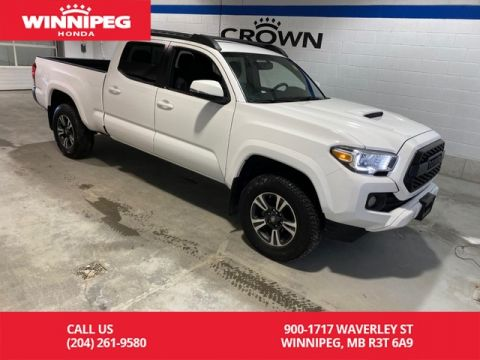 Pre-Owned 2017 Toyota Tacoma Sport / Sport / Bluetooth / Heated seats / Rear view camera