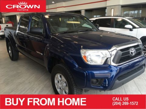 Pre-Owned 2015 Toyota Tacoma Double Cab | Crown Original