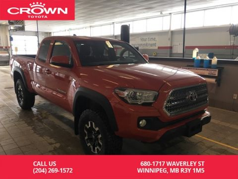 Pre-Owned 2016 Toyota Tacoma Access Cab /SR5 / 4X4 / LOCAL / BACK UP CAMERA