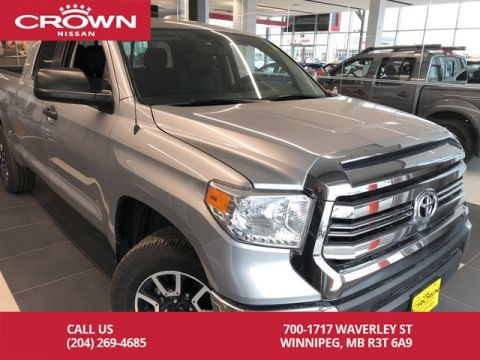 Pre-Owned 2017 Toyota Tundra 4WD Double Cab 5.7L SR5 Plus *Bluetooth/Backup Cam/Heated Seats*