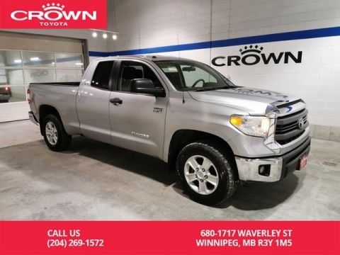 Pre-Owned 2015 Toyota Tundra Double Cab SR5 Plus Pkg 4WD / Crown Original / Highway Kms / Great Value