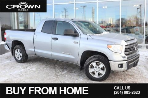 Pre-Owned 2015 Toyota Tundra 4WD SR **One Owner/Local**