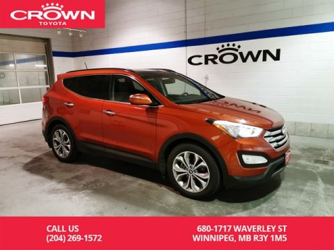 Pre-Owned 2015 Hyundai Santa Fe Sport 2.0T Limited AWD / Accident Free / Local / Great Value