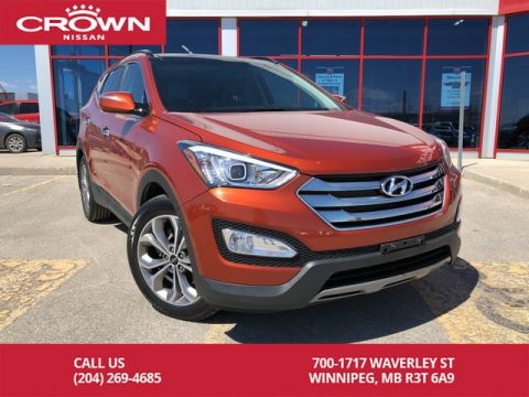 Pre-Owned 2015 Hyundai Santa Fe Sport SE AWD 2.0L Turbo *One Owner/Local Trade*