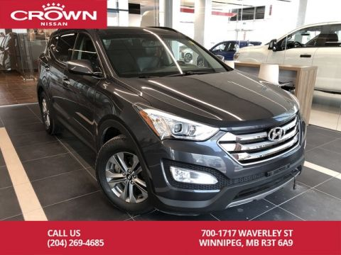 Pre-Owned 2015 Hyundai Santa Fe Sport Luxury AWD *Leather/Heated Steering Wheel*
