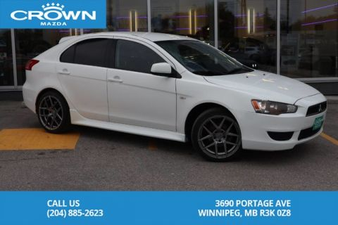 Pre-Owned 2014 Mitsubishi Lancer Sportback SE **Low Payments Available**