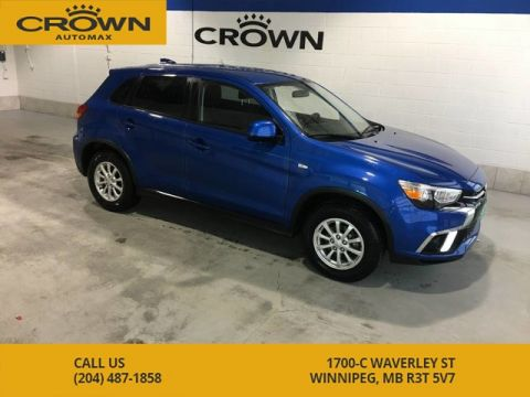 Pre-Owned 2018 Mitsubishi RVR SE All Wheel Drive ** 10 Year Warranty ** Backup Camera**