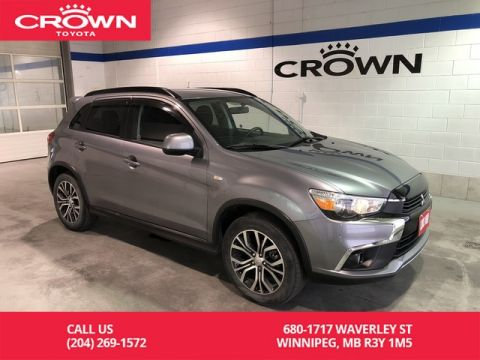 Pre-Owned 2017 Mitsubishi RVR SE Limited Edition AWD / Local / One Owner / Great Condition / Low Kms