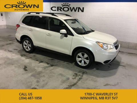 Pre-Owned 2016 Subaru Forester Convenience AWD ** New Brakes and Rotors all around**
