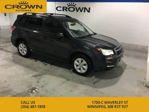 Pre-Owned 2017 Subaru Forester Convenience **Brand New Brakes and Rotors Front and Rear**