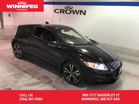 Pre-Owned 2014 Honda CR-Z Premium/Low KM/Bluetooth/Leather