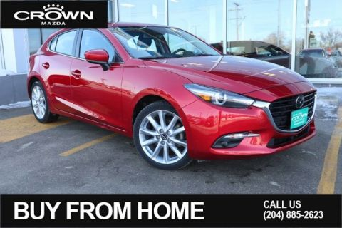 Pre-Owned 2017 Mazda3 Sport GT **Crown Original**