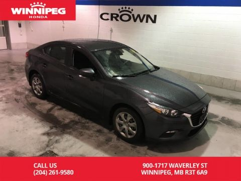 Pre-Owned 2018 Mazda3 GX/Auto/Bluetooth