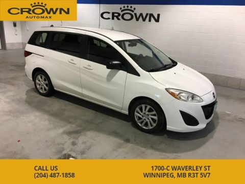 Pre-Owned 2012 Mazda5 GS