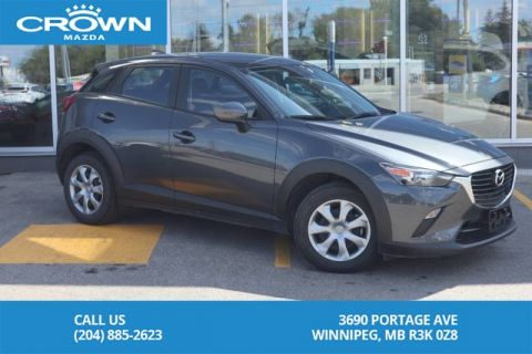 Pre-Owned 2017 Mazda CX-3 GX **Unlimited KM Warranty**