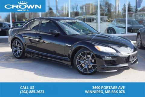 Pre-Owned 2009 Mazda RX-8 4dr Cpe Man R3