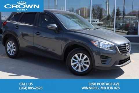 Pre-Owned 2016 Mazda CX-5 GX **No Accidents**