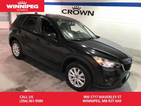 Pre-Owned 2013 Mazda CX-5 GS/AWD/Heated seats/Bluetooth/Well maintained