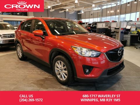 Pre-Owned 2015 Mazda CX-5 GS AWD / Crown Original / Accident Free / Local / Low Kms