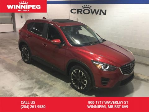 Pre-Owned 2016 Mazda CX-5 AWD 4dr Auto GT
