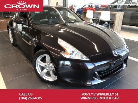 Pre-Owned 2012 Nissan 370Z Touring 6 Speed Manual *Bluetooth/Heated Seats/Leather*
