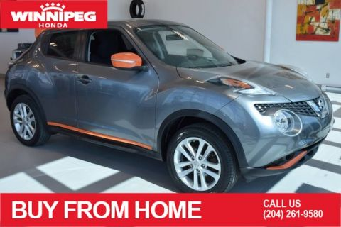 Pre-Owned 2016 Nissan JUKE SV / Blueytooth / Heated seats / Push button start