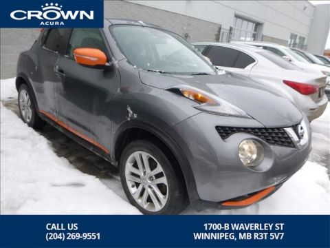 Pre-Owned 2016 Nissan JUKE SV AWD **1 Owner Lease Return** Heated Seats**