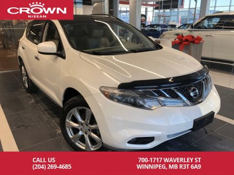 Pre-Owned 2013 Nissan Murano LE AWD *Navigation/Moonroof/Heated Seats*