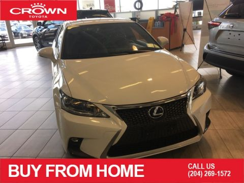 Pre-Owned 2014 Lexus CT 200h FWD | Hybrid | Local Trade