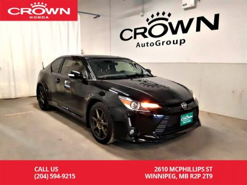 Pre-Owned 2015 Toyota tC 2dr/Automatic/accident-free/ bluetooth/low kms/sunroof