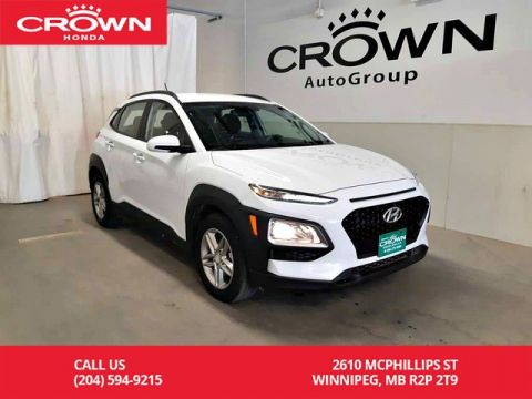 Pre-Owned 2018 Hyundai Kona SE/ accident-free history/ low kms/ back up cam/ heated seats/
