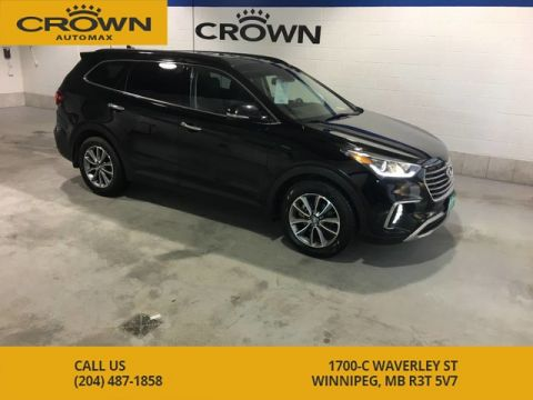 Pre-Owned 2017 Hyundai Santa Fe XL Limited **3rd Row** ** Panoramic sun roof**