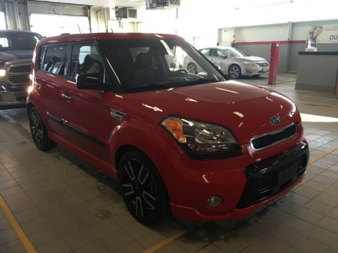 Pre-Owned 2011 Kia Soul 4U Sx / Local / Accident Free / Sunroof / Great Value