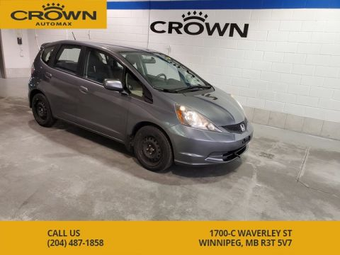 Pre-Owned 2014 Honda Fit LX