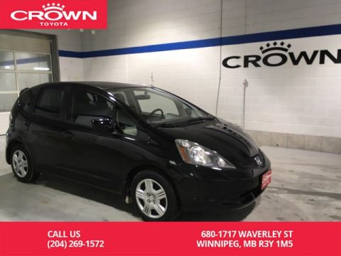 Pre-Owned 2014 Honda Fit LX Manual / Clean Carproof / Low Kms / Lease Return / Great Condition / Unbeatable Value