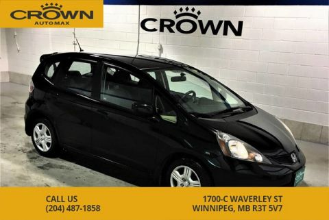 Pre-Owned 2014 Honda Fit LX **Remote Start** Honda Reliability*