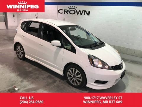 Pre-Owned 2014 Honda Fit 5dr HB Auto Sport