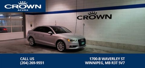 Pre-Owned 2015 Audi A3 Progressiv **Panoramic Roof ** Turbo Engine **