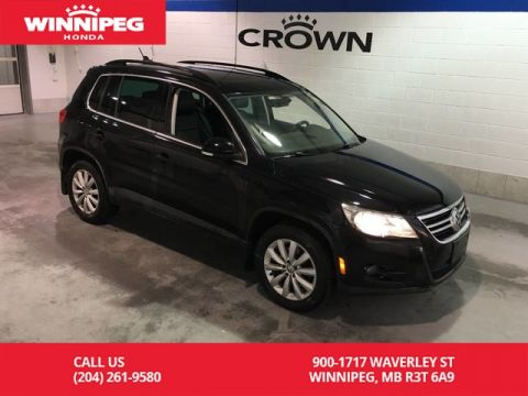 Pre-Owned 2011 Volkswagen Tiguan Highline 4Motion/Leather/Panoramic roof/Well maintained